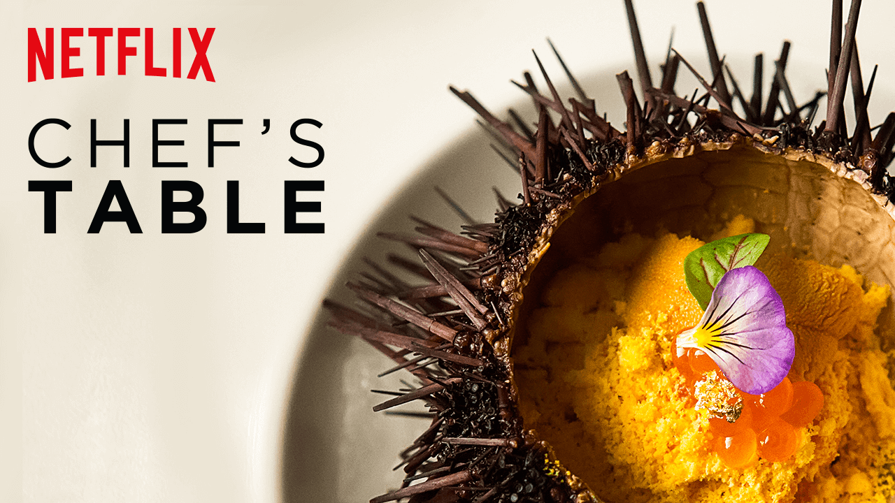 chef table netflix
